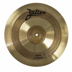 "Тарелка для барабанов Zalizo Crash 15\\"" Dark-series фото"