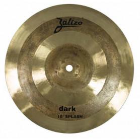"""Тарелка для барабанов Zalizo Splash 10\\"""" Dark-series фото"""