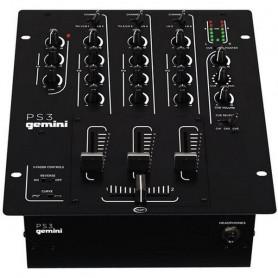 Микшерный пульт для DJ Gemini PS-3 фото