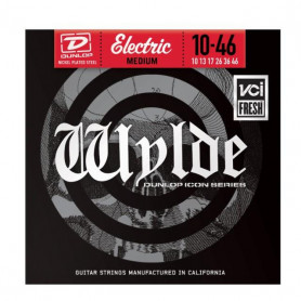 DUNLOP ZWN1046 WYLDE ELECTRIC MEDIUM (10-46) Струны фото