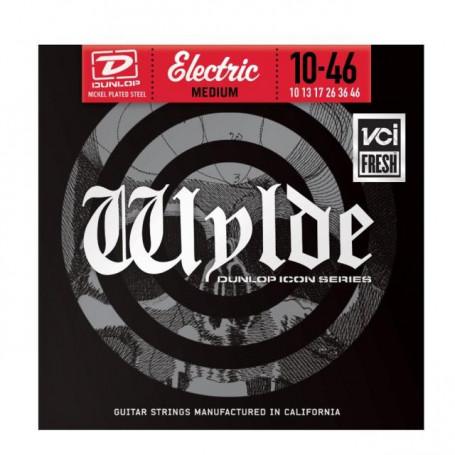 DUNLOP ZWN1046 WYLDE ELECTRIC MEDIUM (10-46) Струны фото