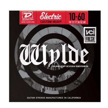DUNLOP ZWN1060 WYLDE ELECTRIC CUSTOM HEAVY (10-60) Струны фото