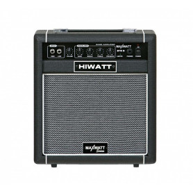 Комбоусилитель басовый Hiwatt B-15 MaxWatt фото
