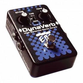 Бас-гитарная/гитарная/клавишная/вокальная педаль эффектов EBS DynaVerb фото