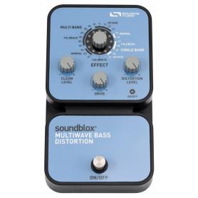 Бас-гитарная педаль эффектов Source Audio SA125 Soundblox Multiwave Bass Distortion фото