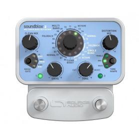Бас-гитарная педаль эффектов Source Audio SA221 Soundblox 2 Multiwave Bass Distortion фото