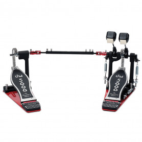 DW DWCP5002 AD4 DOUBLE 5002 PEDAL ACCELERATOR Педаль для бас-барабана фото
