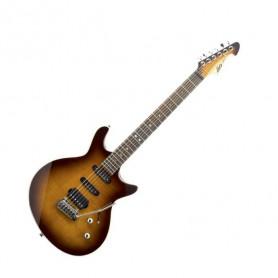 Гитара электро LAG Jet500 (GLE J500ST-BRS) фото