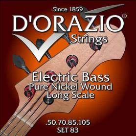 Струны для бас-гитары D'orazio SET-83 фото