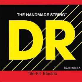 Струны для электрогитары DR LT7-9 TITE FIT STRINGS 009-052 7-strings фото