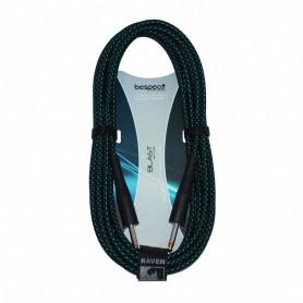 Инструментальный кабель Bespeco RA600 фото