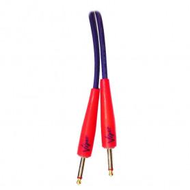 Инструментальный кабель Bespeco VIPER300 фото