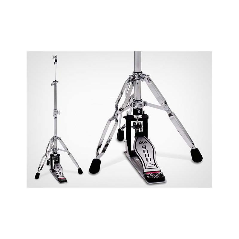DW DWCP9500D HI-HAT STAND 3-LEG 9500D стойка хай-хета фото