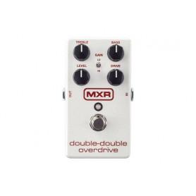 DUNLOP M250 MXR DOUBLE-DOUBLE OVERDRIVE Гитарная педаль овердрайв фото