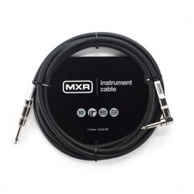 DUNLOP DCIS10R MXR STANDARD INSTRUMENT CABLE 10ft (Straight/Right) Кабель инструментальный гитарный фото