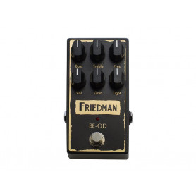 FRIEDMAN BE-OD педаль эффектов для электрогитары фото