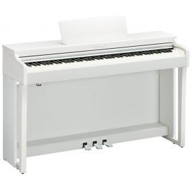 YAMAHA Clavinova CLP-625WH (+блок питания) Цифровое пианино фото