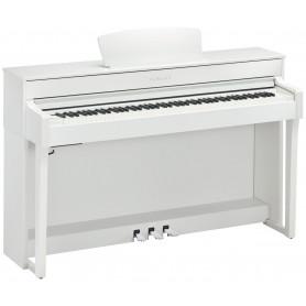 YAMAHA Clavinova CLP-635WH (+блок питания) Цифровое пианино фото