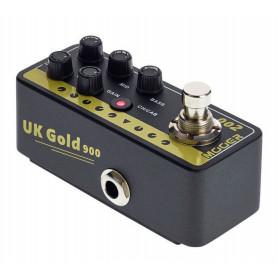 MOOER 002 UK GOLD 900 Гитарный эффект фото