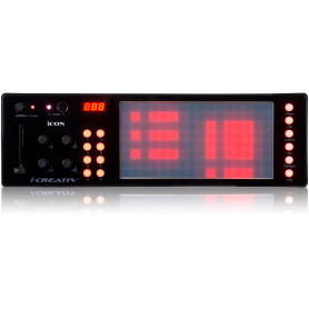 MIDI-контроллер iCON I-Creativ (Black) фото