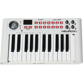 MIDI-клавиатура iCON Neuron-3 фото