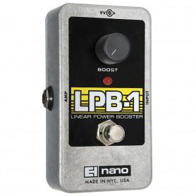 Педаль эффекта Electro-harmonix LPB-1 фото