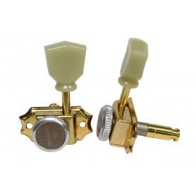 GOTOH SD90-SL MGT GG Колки для электрогитары замковые фото