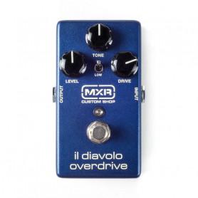 DUNLOP CSP036 MXR CUSTOM SHOP IL DIAVOLO OVERDRIVE Гитарная педаль овердрайв фото