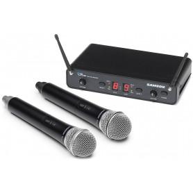 SAMSON SWC288HQ6I UHF CONCERT 288 w/Q6 Радиомикрофон/система c двумя микрофонами фото