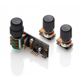EMG BQS CONTROL эквалайзер для бас-гитары фото