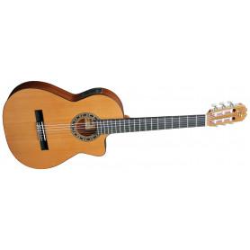 ADMIRA MALAGA ECT Классическая гитара со звукоснимателем фото