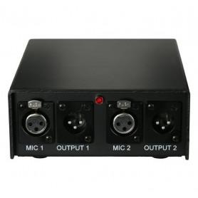 AUDIX APS2 источник фантомного питания для конденсаторных микрофонов фото