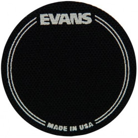 EVANS EQPB1 EQ PATCH BLACK SINGLE Кикпэд, демпфер фото