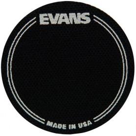 EVANS EQPB1 EQ PATCH BLACK SINGLE Кикпэд, демпфер фото