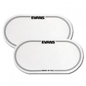 EVANS EQPC2 EQ PATCH CLEAR DOUBLE Кикпэд, демпфер фото