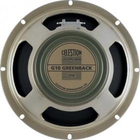 CELESTION G10 GREENBACK Гитарный динамик фото