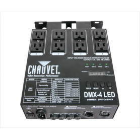 CHAUVET DMX-4LED Диммер фото