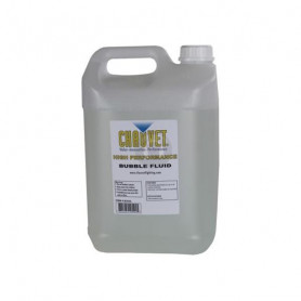 CHAUVET BJ5 BUBBLE FLUID 5L жидкость для Bubble машин фото