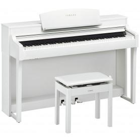 YAMAHA Clavinova CSP-150W Цифровое пианино фото
