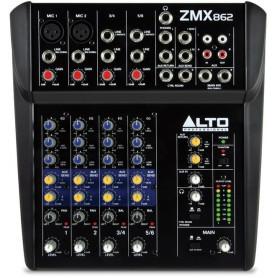 ALTO PROFESSIONAL ZMX862 Микшерный пульт фото