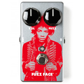 DUNLOP JHM5 JIMI HENDRIX FUZZ FACE DISTORTION Гитарный эффект фото