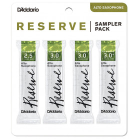 D`ADDARIO Reserve - Alto Sax Reed Sampler Pack 2.5/3.0/3.0+ Трости для духовых фото