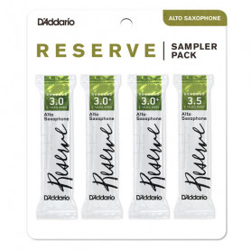 D`ADDARIO Reserve - Alto Sax Reed Sampler Pack 3.0/3.0+/3.5 Трости для духовых фото