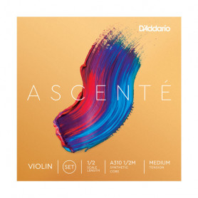 D`ADDARIO A310 1/2M Ascenté Violin Strings 1/2M Струны для скрипки фото