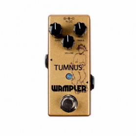 WAMPLER TUMNUS overdrive/boost педаль эффектов фото