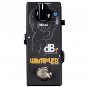 WAMPLER dB+ Boost/Independent Buffer педаль эффектов фото