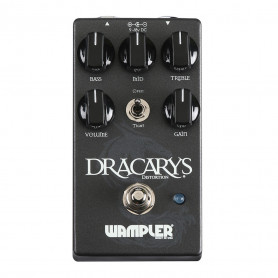 WAMPLER DRACARYS DISTORTION педаль хай-гейн дисторшн фото