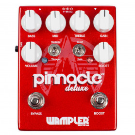 WAMPLER PINNACLE DELUXE v2 дисторшн педаль эффектов фото