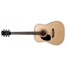 CORT AD880 LH (NAT) Акустическая гитара левосторонняя фото
