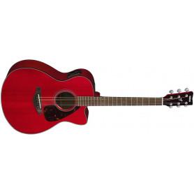 YAMAHA FSX800C (RR) Электро-акустическая гитара фото